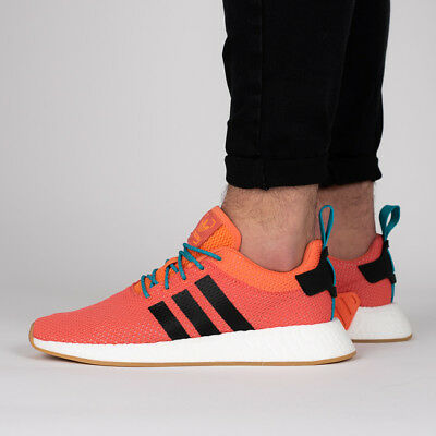 factory authentic ea536 c4e9b MEN'S SHOES SNEAKERS Adidas Originals Nmd_R2 Summer [Cq3081]