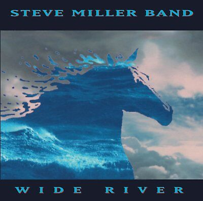 STEVE MILLER BAND ~ WIDE RIVER NEW SEALED CD Special Digipak Edition Inc Booklet