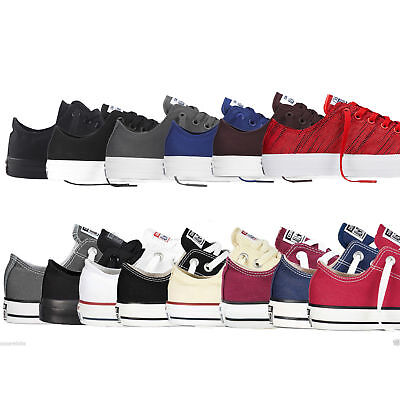4977531df023cd CONVERSE CHUCK TAYLOR All Star Classic Colours Low Tops Unisex Canvas  Trainers - EUR 29