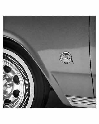 1964 AMC Tarpon Experimental Car Emblem Factory Photo Marlin ub3745-SU7UBF
