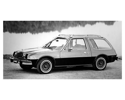 1979 AMC Pacer Station Wagon Factory Photo ub4919-FZLQWD