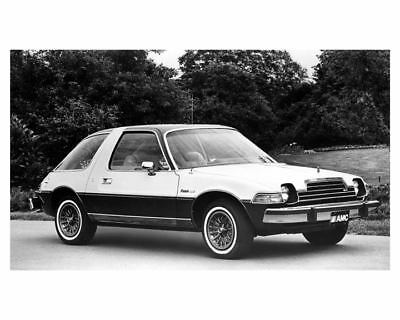1979 AMC Pacer Hatchback Factory Photo ub4957-YT3RKH