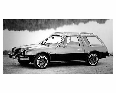 1979 AMC Pacer Station Wagon Factory Photo ub4958-OHXT67
