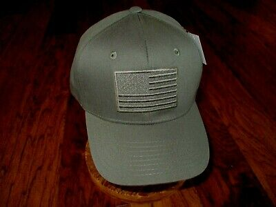 U.S American Flag Hat Embroidered Patch U.S.A OD Green Operator Baseball Cap 1c9749cf0f04