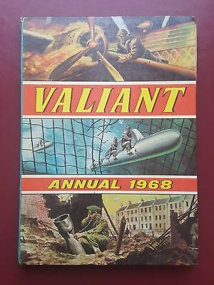 Valiant Annual 1968 - Hardback Book