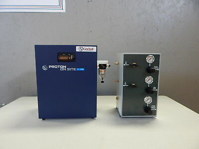 A20 Zero Air Generator with Trigas Interface for Sciex LC/MS