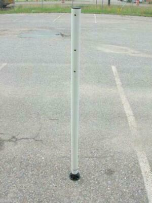 "Impact Recovery Systems 60"" White Sign Post 061410 *NEW"