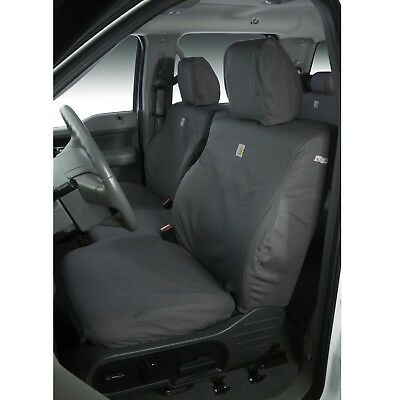SSC2485CAGY Covercraft Carhartt SeatSaver Seat Cover For Ford F-150 2015-2019