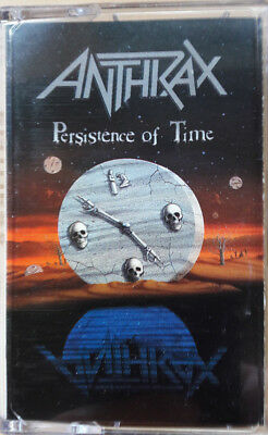 Anthrax  - Persistence Of Time Island Ict9967 846 480-4