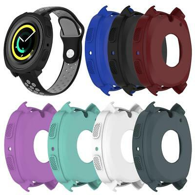 Silicone Protector Case Cover Shell for Samsung Gear Sport R600 Smart Watch