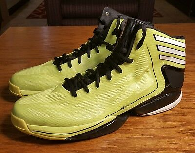best website a9401 083ad Mens Size 17 Adidas Mcdonalds All American Games Basketball Shoe
