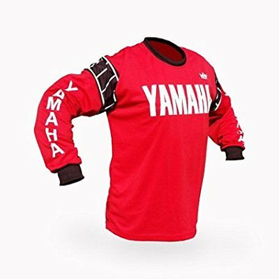 Reign VMX Jersey, Yamaha, Red