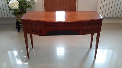 Yew , ladies writing desk / dressing table