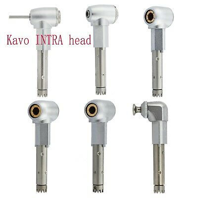Replace Head Dental Kavo Contra Angle Prophy Endo File FG LA Bur Low Speed INTRA