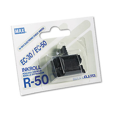 R50 Replacement Ink Roller, Black R-50