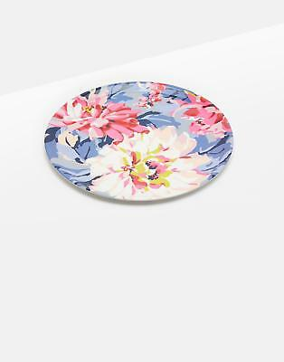 Joules Platter Tray in Whitstable Floral in One Size
