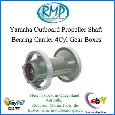 A Brand New Yamaha Propeller Shaft Bearing Carrier 4cyl # 6E5-45332-00-94