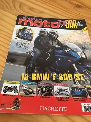 Joe Bar Team fasicule n° 26 collection moto Hachette revue magazine brochure