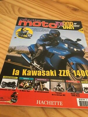 Joe Bar Team fasicule n° 28 collection moto Hachette revue magazine brochure