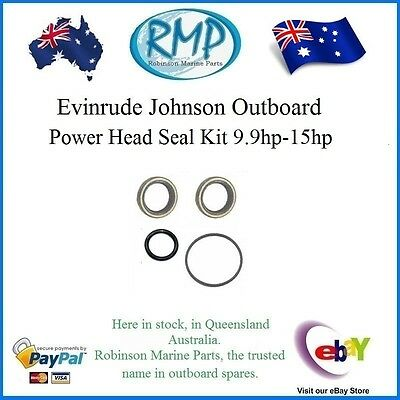 A Brand New Evinrude Johnson Power Head Seal Kit 9.9hp 15hp 1974-1999  R 1734