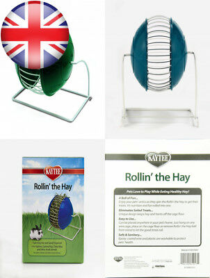 Interpet Limited Superpet Roll The Hay Wheel