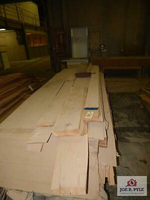 30 pieces Wood Veneer Identification Labeled Pack Domestic & Exotic variety lot