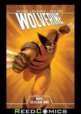 WOLVERINE SEASON ONE HARDCOVER (136 Pages) New Hardback Birth Of Wolverine Story