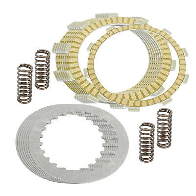 CLUTCH FRICTION STEEL PLATES and SPRINGS Fits HONDA VT750C Shadow Aero 750 04-18