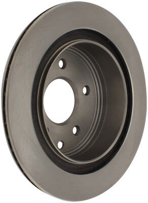 Disc Brake Rotor Premium Disc Preferred Rear Centric Fits 02 06