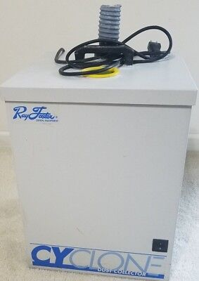 RAY FOSTER CYCLONE CDC 1 Dust Collector with Hoses and  PDF