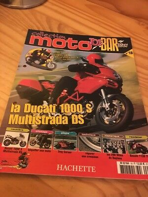 Joe Bar Team fasicule n° 18 collection moto Hachette revue magazine brochure