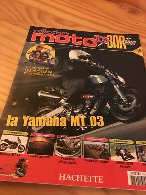 Joe Bar Team fasicule n° 19 collection moto Hachette revue magazine brochure