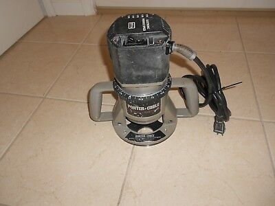 Porter Cable 75182 Speedmatic 5 Speed Router