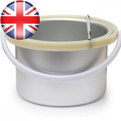 Wax Heater Replacement Insert Pot Bucket (500ml) for Double and Triple