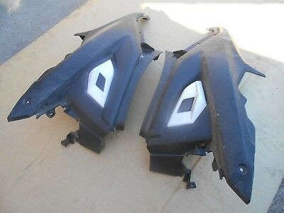 yamaha aerox 50 ns 50 side panel plastic panels midd   latest model 14 -18