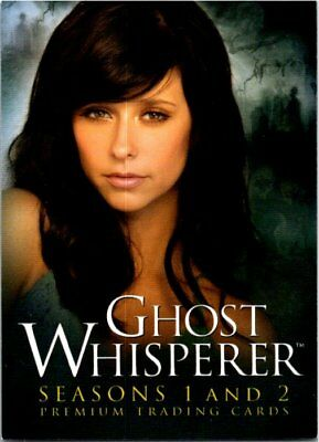 2009 Ghost Whisperer Seasons 1 & 2  - Pick Choose Your Cards