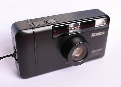 Konica Big Mini BM-302 35mm Compact Film Camera BM302 in lovely condition