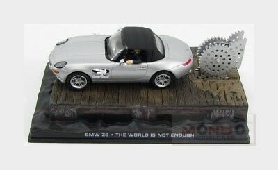 Bmw Z8 Spider 1999 007 James Bond The World Is Not Enough 1:43 BONDCOL004