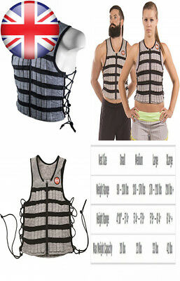 Hyperwear Hyper Vest PRO Unisex 10-Pound Adjustable Weighted for Fitness...