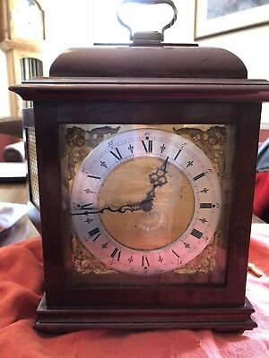Vintage clock from Dent of London