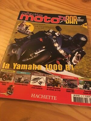 Joe Bar Team fasicule n° 10 collection moto Hachette revue magazine brochure