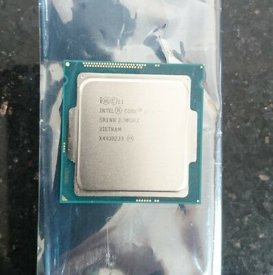 intel Core i3-4130T CPU + Cooler + Thermal Paste