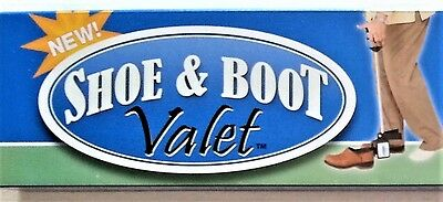 Shoe & Boot Valet NEW Put On Take Off Shoes Boots Disabled Elderly Footwear Aid