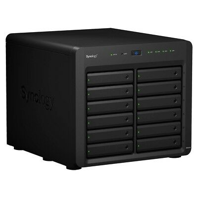Synology DiskStation DS2415+ Diskless 12 Bay NAS RAID System