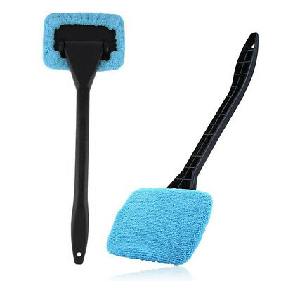 Microfiber Windshield Clean Auto Car Wiper Cleaner Window Glass Brush Tool Kits