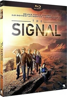 2 Blu Ray : THE SIGNAL ( Joaquim de Almeida, Michelle Mania ) NEUF cellophané