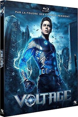 Blu Ray  //  VOLTAGE  //  Shah Rukh Khan, Arjun Rampal  /  NEUF cellophané