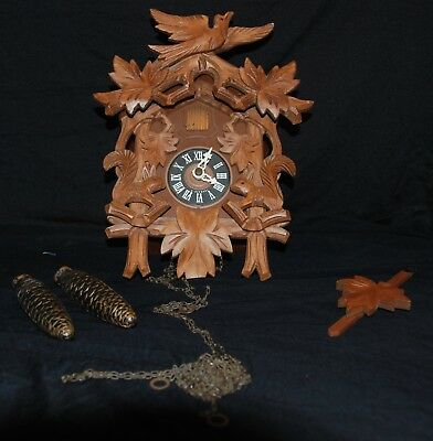 Vintage Cuckoo Clock - perfect working condition