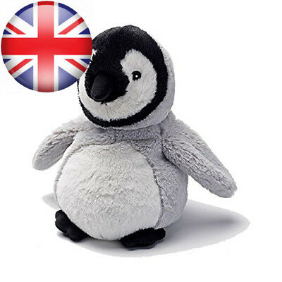 Warmies Cozy Plush Baby Penguin Microwaveable Soft Toy