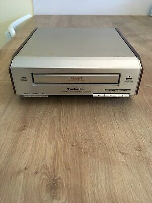 Technics SL-HD550 Compact Disc/CD Player